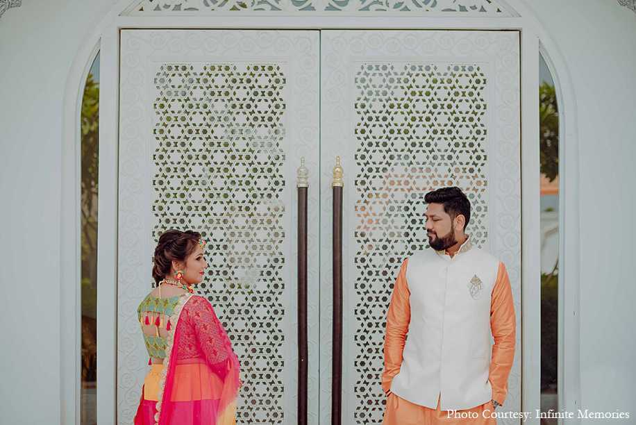 Shreya and Prashant, Jaipur